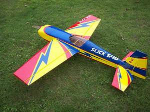Slick 540 50e 50e 55 U0026 39  U0026 39   1400mm Aerobatic Electric Rc