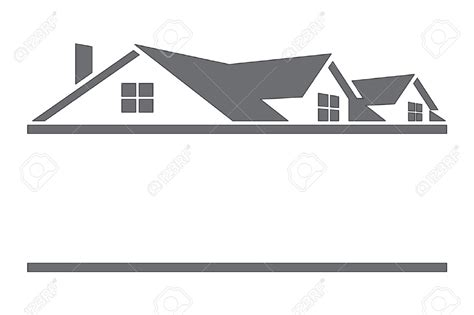 House Roof & House Roof Roof Line Of A House With Gabels