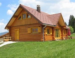 maison en rondins maison bois chalet bois maison en With maison rondin de bois prix