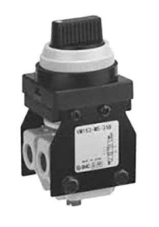 VM130-F01-34BA SMC | SMC Twist Selector (2 Position