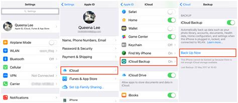 backing up iphone to icloud how to backup new iphone 5 from icloud howsto co