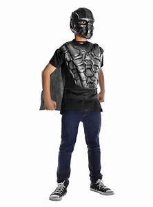 Man of Steel General Zod Kids Costume - maskworld.com