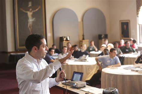 st charles seminary  grants  ipads leadership