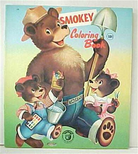 vintage smokey bear memorabilia collectible antiques  sale