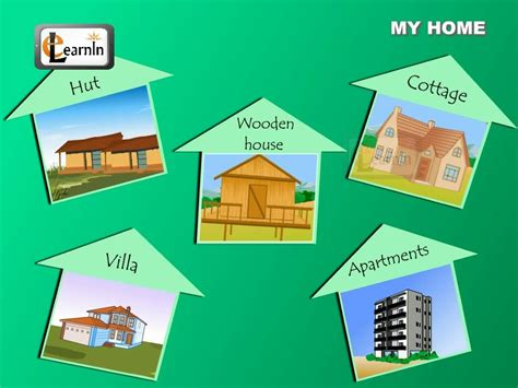 what are the names of the two houses of congress types of houses elementary science for