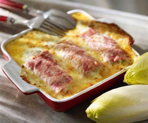 recette de cuisine avec aubergine recette gourmande gratin d endive au jambon