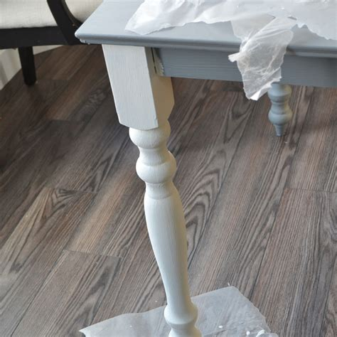 chalk paint shabby chic a shabby chic farmhouse table with diy chalk paint the diy mommy