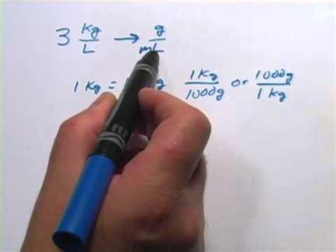 liters in a kilogram converting kg l to g ml