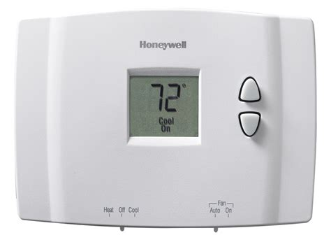 digital non programmable thermostat rth111b1016 honeywell