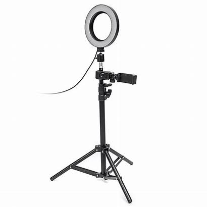 Ring Selfie Led Stand Camera Usb Lamp