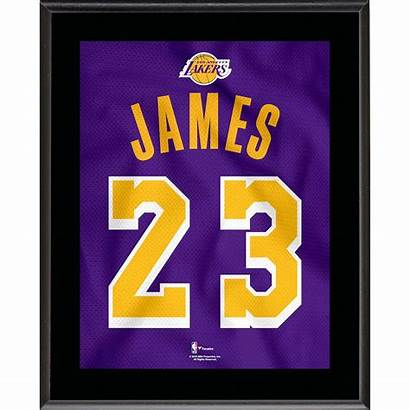Lakers Lebron James Angeles Los Jersey Number
