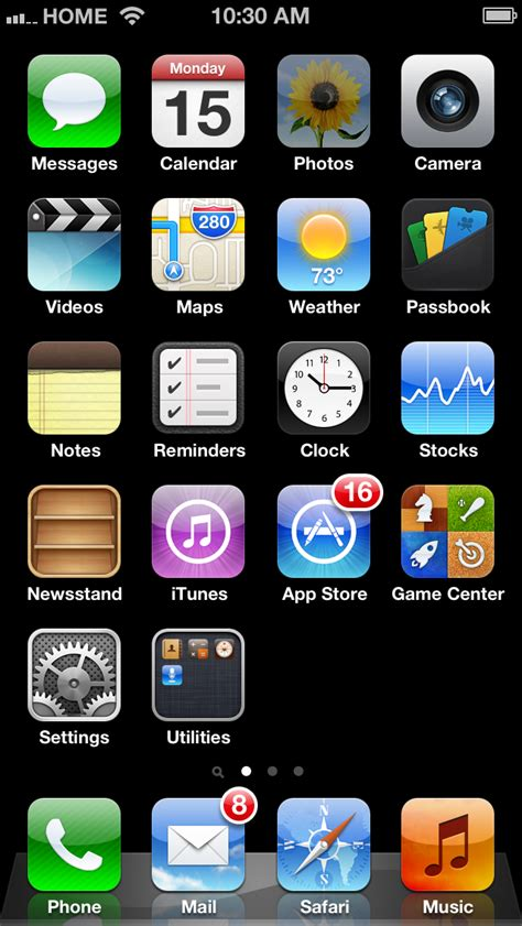 screen capture iphone how to take a screen on your iphone smartphonematters