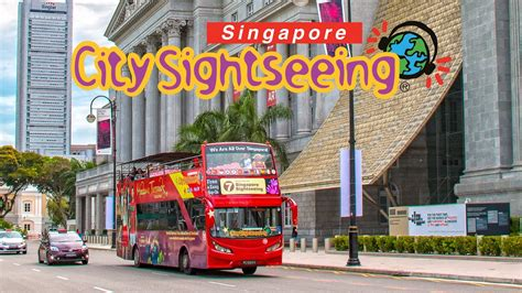 City Sightseeing Singapore Tour