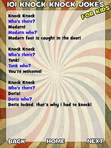 Funny Knock Knock Jokes for Adults | cute ideas ...