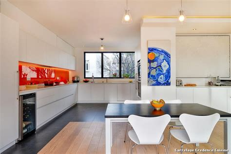 credence cuisine carrelage metro carrelage pour credence cuisine je le carrelage mtro pour une cuisine moderne credence