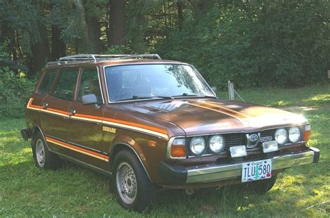 subaru station wagon old subaru station wagon old and beautiful pinterest