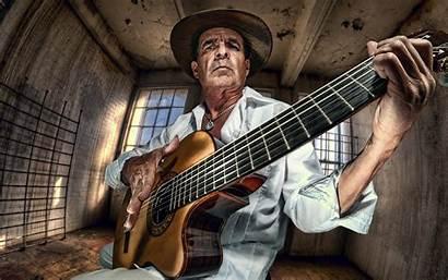 Guitar Wallpapers Musician Desktop Gitara Inspiration Geezers
