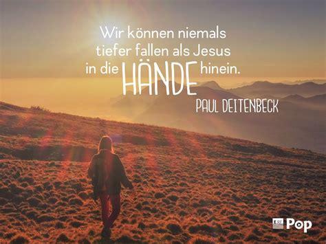 Wir Können #niemals Tiefer Fallen Als In Jesus Hände Hinein Erf Pop