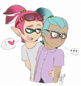 Gay Squid Kids by SkaiChild on DeviantArt