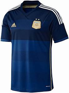 world cup away kit this pic shows the new argentina 2014 ...
