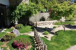 Refaire Son Jardin : jardin japonais et jardin zen c t maison ~ Nature-et-papiers.com Idées de Décoration