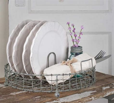 vintage inspired dish rack vintage farmhouse finds