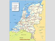 netherlands map HD pictures Travel pictures and Travel