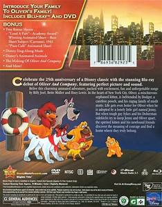 Oliver & Company: 25th Anniversary Edition (Blu-ray + DVD ...