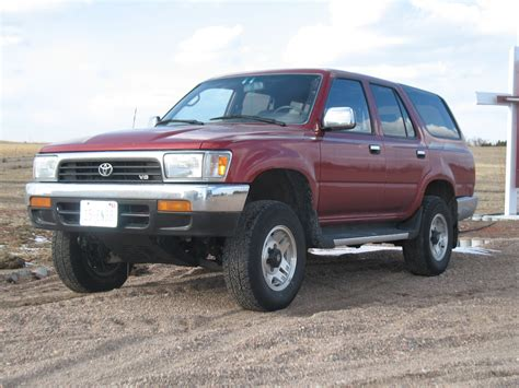 toyota  runner workshop owners manual