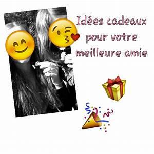 Cadeau Pour Sa Meilleure Amie A Fabriquer : id es de cadeaux pour sa meilleure amie ~ Melissatoandfro.com Idées de Décoration