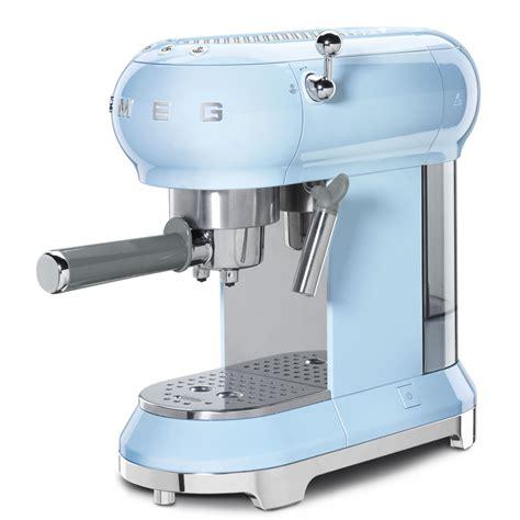 Machine à café expresso ECF01PBEU   Smeg   Smeg FR