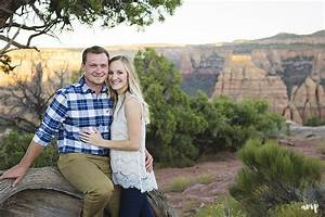 Billy & Bethany | Colorado National Monument Engagement