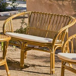 Salon De Jardin Rotin Tressé : salon de jardin en rotin 4 places nilfisk ~ Premium-room.com Idées de Décoration