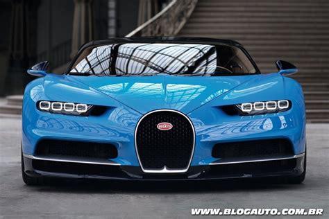 Bugatti Chiron Em 30 Números Surpreendentes Blogauto