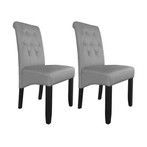 chaises confortables chaises de salle a manger confortables