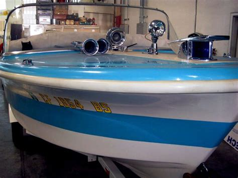 Larson Runabout Boats by Larson 1962 All American Runabout Boat Classic Boats