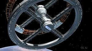 2001 a Space Odyssey Space Station Interiors (page 4 ...