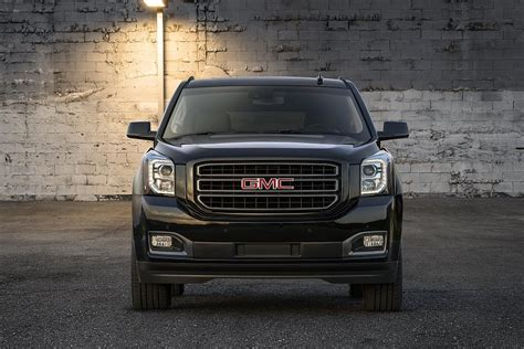 2019 Gmc Lineup by Two 2019 Gmc Yukon Graphite Editions Join The Lineup Gmc