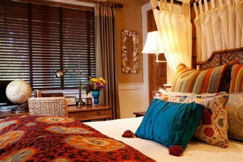 creating  bohemian bedroom ideas inspiration