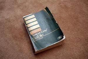 Buy 1993 Ford Taurus    Mercury Sable Service Manual