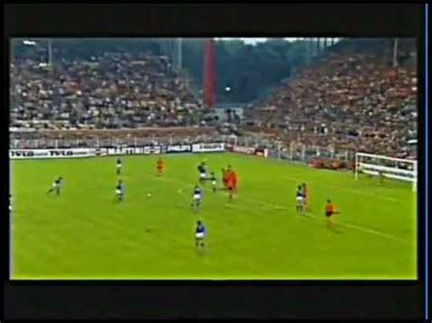 1974 GERMANIA-OLANDA TELECRONACA N.MARTELLINI - YouTube