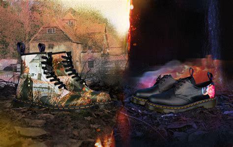 Black Sabbath Announce New Dr Martens Shoe Collection