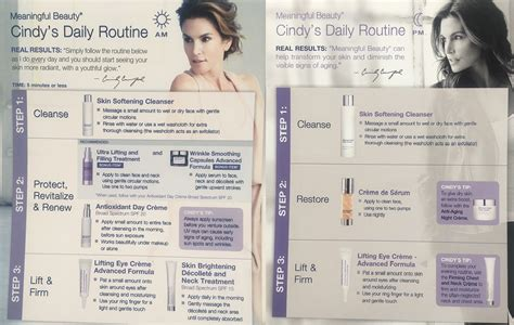 meaningful beauty review  cindy crawfords skincare safe