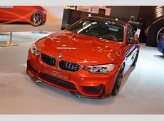 AC Schnitzer BMW M4 TuningF82 in Sakhir Orange zur EMS