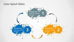Free Color Splash Slides