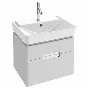 Meuble Vasque 60 Cm : meuble vasque salle de bain jacob delafon wroc awski ~ Dailycaller-alerts.com Idées de Décoration