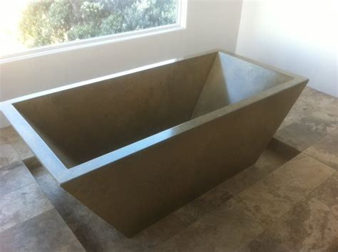 cement tub photo gallery tubs and showers san diego ca the concrete network