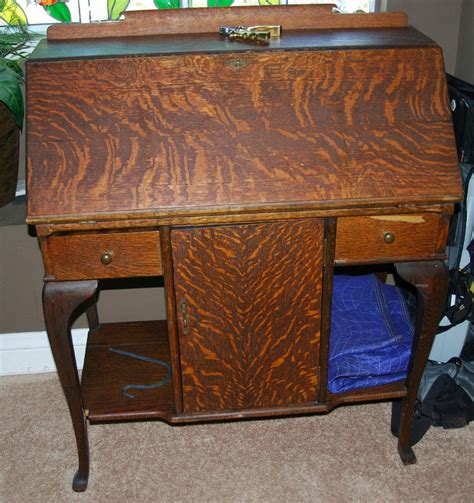 Ebay Antique Desk Ls by 33 5 Quot Antique Wood Desk Ebay
