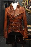 Victorian Steampunk Cl...Steampunk Fashion Men Jacket