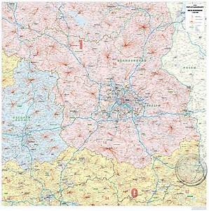 Berlin Plz Karte : plz karte brandenburg kleve landkarte ~ One.caynefoto.club Haus und Dekorationen